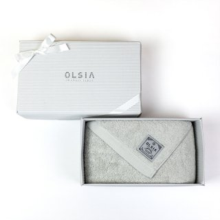 OLSIA Premium  ギフトセット(フェイスタオル1枚)白箱