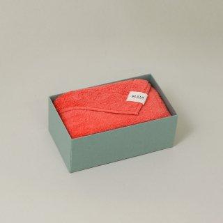 OLSIA Premium Cotton フェイスタオルギフト 緑箱