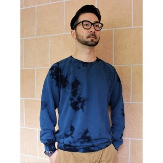 "Mollusk Surf Shop / MADE IN U.S.A TIEDYE ""Best Sweatshirt Ever"