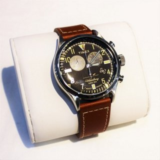 TIMEX / Waterbury TW2P84300 レッドウイング RED WING shoe leather