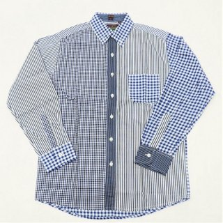 CLEVE SHIRT MAKERS / L/S Fun B.D SHIRT