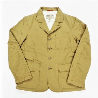 MANIFATTURA CECCARELLI / COUNTRY JACKET QH - Camel