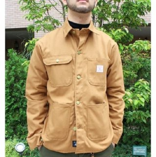 POINTER BRAND / CHORE COAT - BROWN DUCK