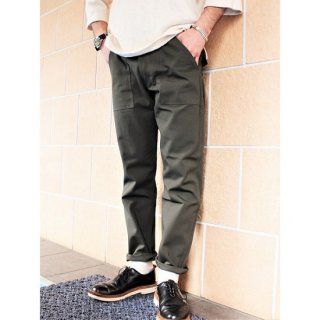 STAN RAY / slim fit 4pocket fatigue pant ripstop - OLIVE