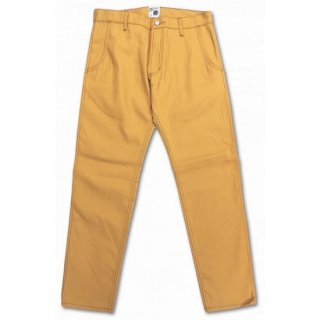 PINECONE / duck work pant - mustard