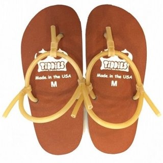 Tiddies Sandals / Big Knockers Sandals (BROWN)