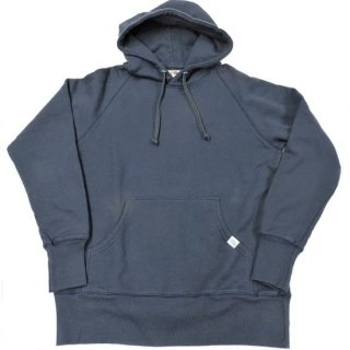 FRUIT OF THE LOOM  / MADE IN U.S.A HOODED SWEAT (NAVY)