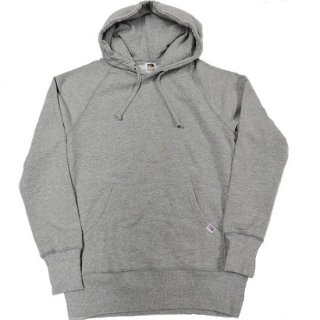 FRUIT OF THE LOOM x PINECONE / MADE IN U.S.A HOODED SWEAT (GRAY)