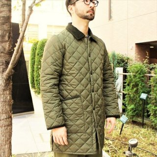 Barbour / LIDDESDALE SL LONG NYLON ー OLIVE