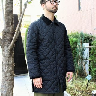 Barbour / LIDDESDALE SL LONG NYLON ー BLACK