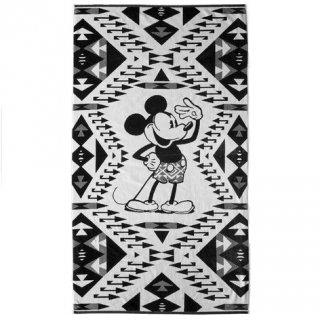 PENDLETON x MICKEY / JACQUARD SPA TOWEL(Mickey's Salute)