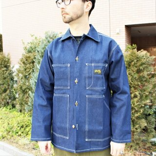 STAN RAY / shop jacket 10oz. DENIM