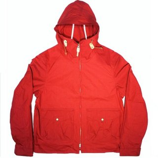MANIFATTURA CECCARELLI / 6006QP BLAZER COAT with HOOD -RED