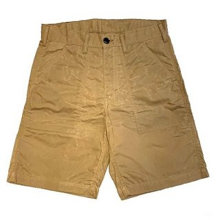 DOUBLE H /   PARRAFFIN FATIGUE SHORTS - KHAKI