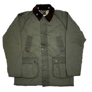 Barbour / WASHED BEDALE SL MWX1015 SG51- SAGE