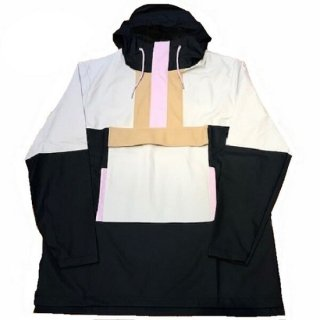 RAINS/Color Block Collection/Color Block Anorak