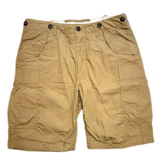 Relwen レルウェン / NYLON COMMANDO SHORTS (BEIGE)