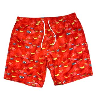 BENSON ベンソン / SWIM SHORTS (RED)