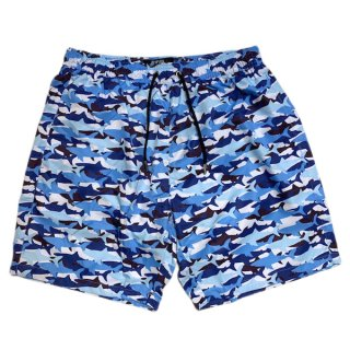 BENSON ベンソン / SWIM SHORTS (BLUE)