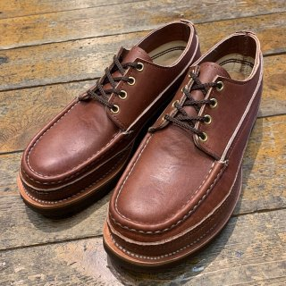 RUSSELL MOCCASIN / ONEIDA DOUBLE MOCCASIN FULL LINING