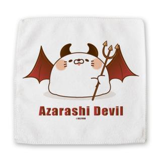 ミニハンドタオル【毒舌あざらし/Devil】