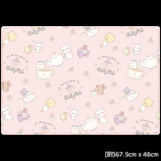 ふわふわブランケット『5th・ピンク』
