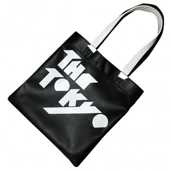 トートバッグ「OFFICIAL LOGO BLACK&WHITE」