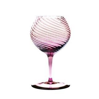 ワイングラス「ブエノ」(ワインレッド)
