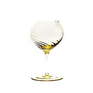 ワイングラス「ブエノ」(タン)