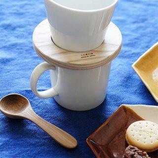ドーナツ コーヒードリッパー「donut coffee dripper」(白)