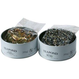 【賞味期限2019年11月1日】紅茶専門店人気銘柄詰め合わせギフトセット(アールグレイ&フルーツティー香りの庭)
