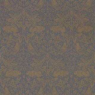 Pure Brer Rabbit / 216530 / Pure Morris North Wallpapers / Morris&Co.