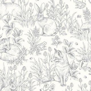 Forest Friends / 7478 / Newbie Wallpaper / Borastapeter