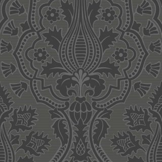 Pugin Palace Flock / 116/9035 / The Pearwood Collection / Cole&Son