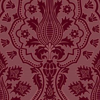 Pugin Palace Flock / 116/9034 / The Pearwood Collection / Cole&Son