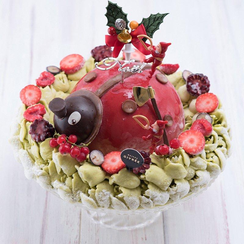 クリスマス コクシネル ア トウキョウ(限定50個)(お届けは12月20日〜12月25日)