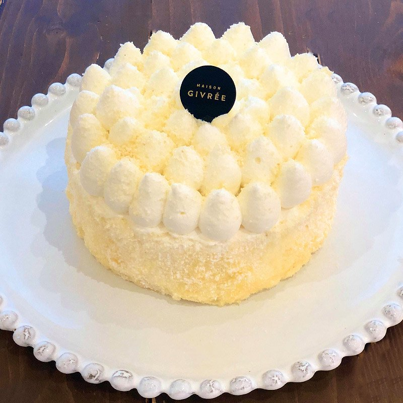 冷凍レアチーズケーキ ジブリー・5号