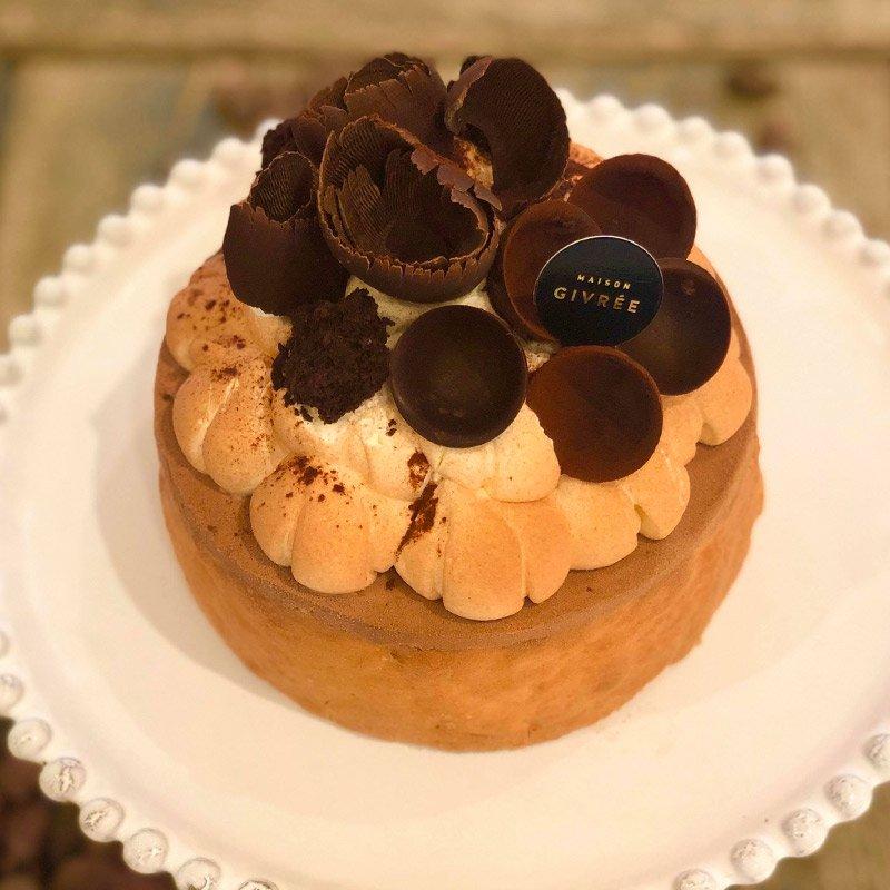 冷凍ケーキ ショコラータ・5号
