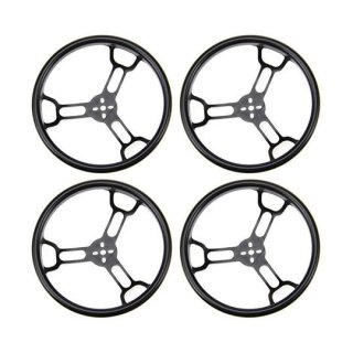 4PCS 2.5 Inch Propeller Guard Guard black