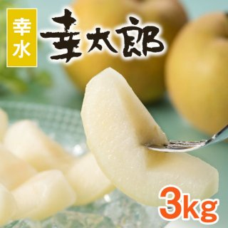 【幸水】幸太郎3kg