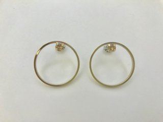 MIHOKO&SAKAI CIRCLE PIERCE
