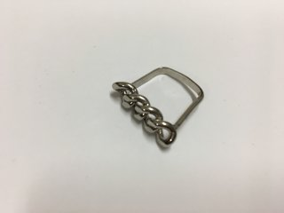 MIHOKO&SAKA THICK CHAIN RING