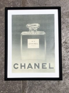 【CHANEL Advertisement POSTER Replica】