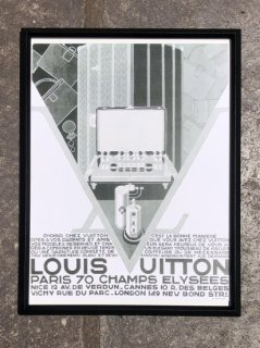 【LV Advertisement POSTER Replica】