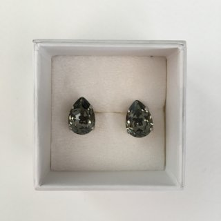 MIHOKO&SAKAI DROP PIERCE Black