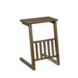カントリー調リビング ソファテーブル スパーダ5130 木目ウレタン塗装 幅40奥行40.5高さ55cm