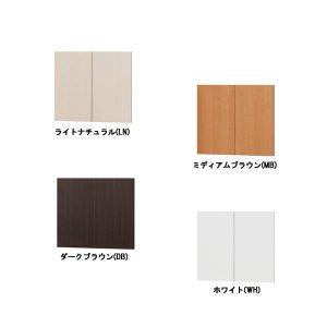 PCデスクラック専用木扉(幅60用)