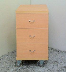 オーダー家具制作事例0105:「リセット」チェスト3段