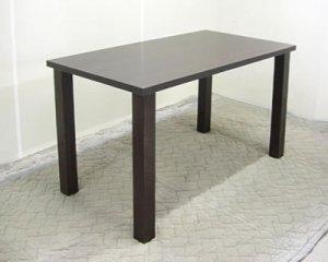 オーダー家具制作事例0427:ダイニングテーブル(幅110x奥60x高さ54)