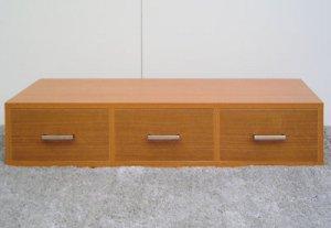 オーダー家具制作事例0179:1段3列「メールボックス」